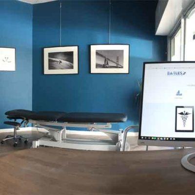Les Barles Carnoux: un espace santé pluridisciplinaire