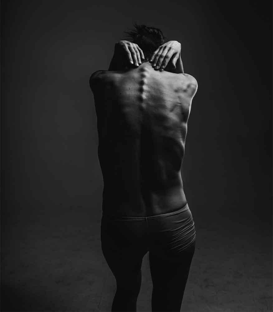 La lombalgie cause des douleurs au dos