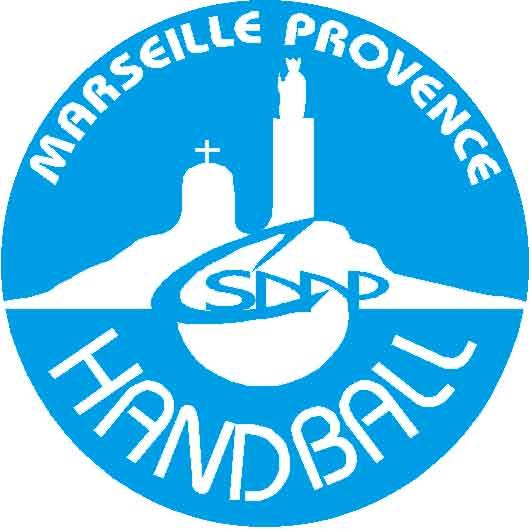 Logo CSMP handball